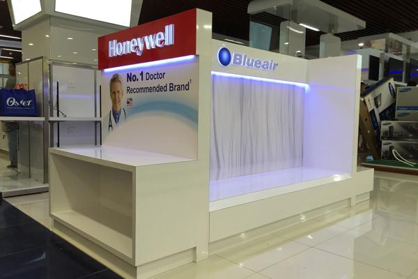 Honeywell Cabinet – 2865