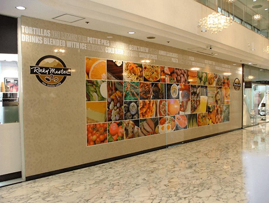 Glass Panel Graphics