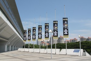 Lamp Post Banners 2806